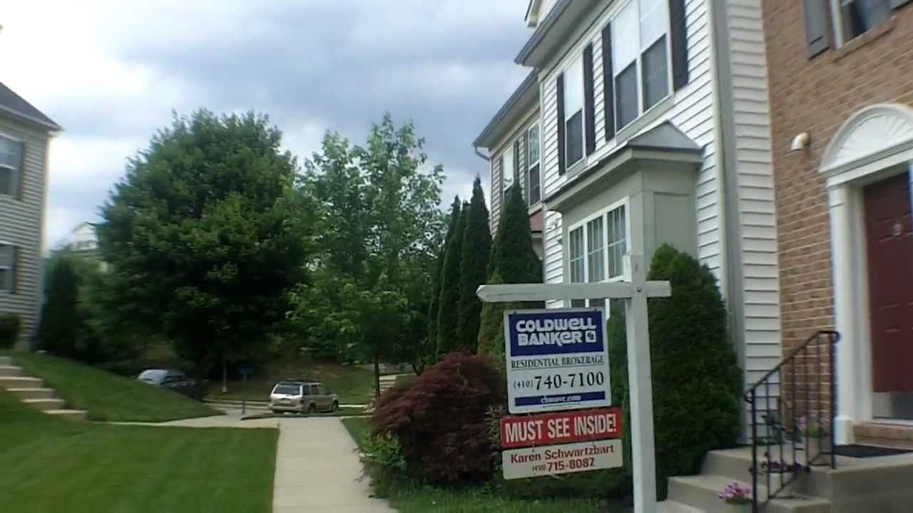 rent to own home 9791 bon haven ln owings mills md 21117