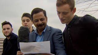 Do people in UK recognise Modi, Shahrukh or Virat? (BBC Hindi)