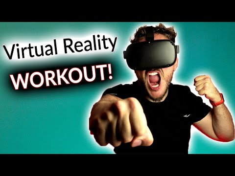 How you can Increase Your Workouts With Virtual Reality