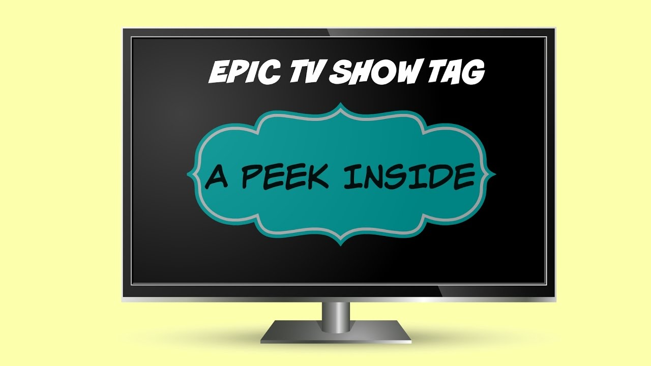 Epic TV Show Tag