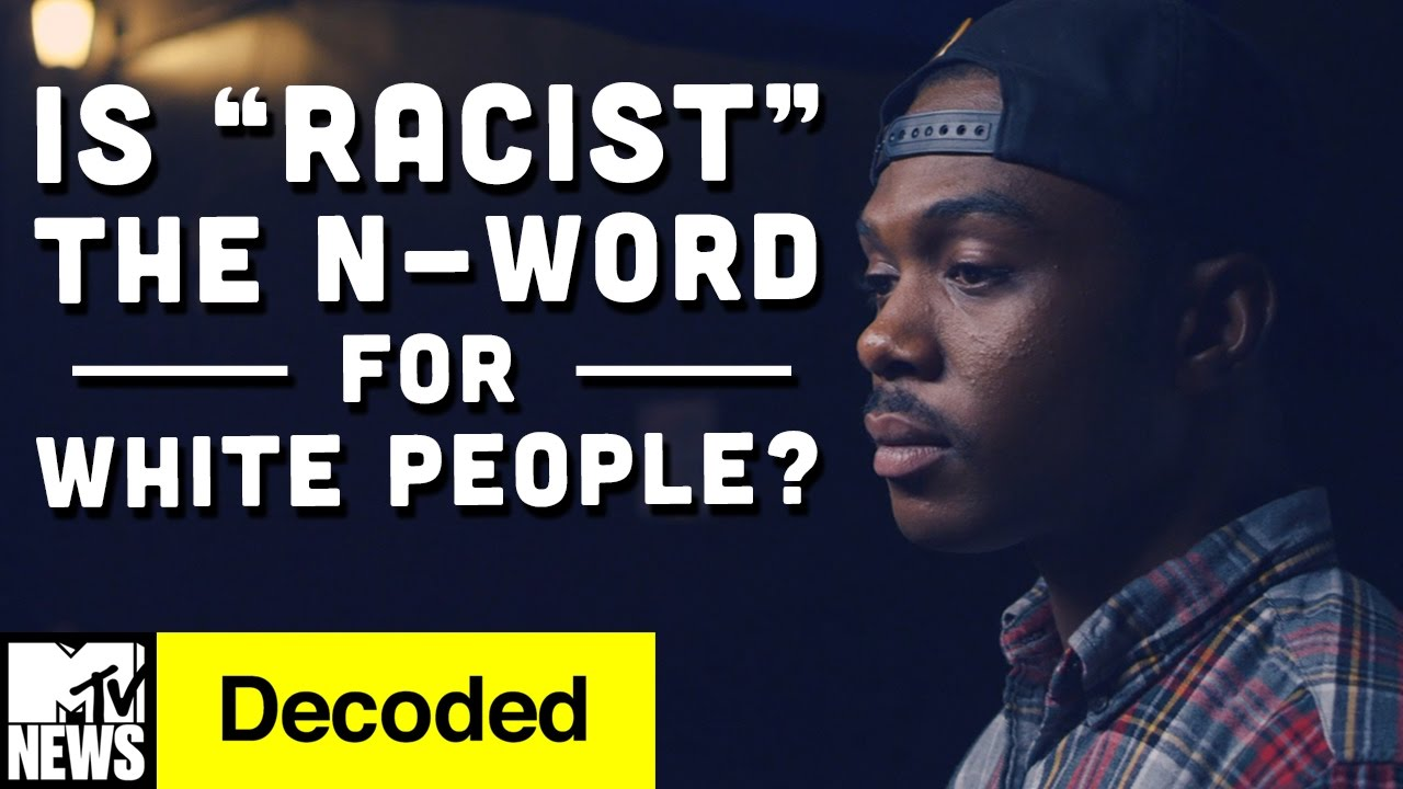 "Is ""Racist"" the N-Word For White People? 