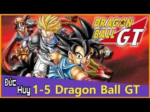 Nhạc Phim ⚡ Dragon Ball Gt ♦ Tập 1-5