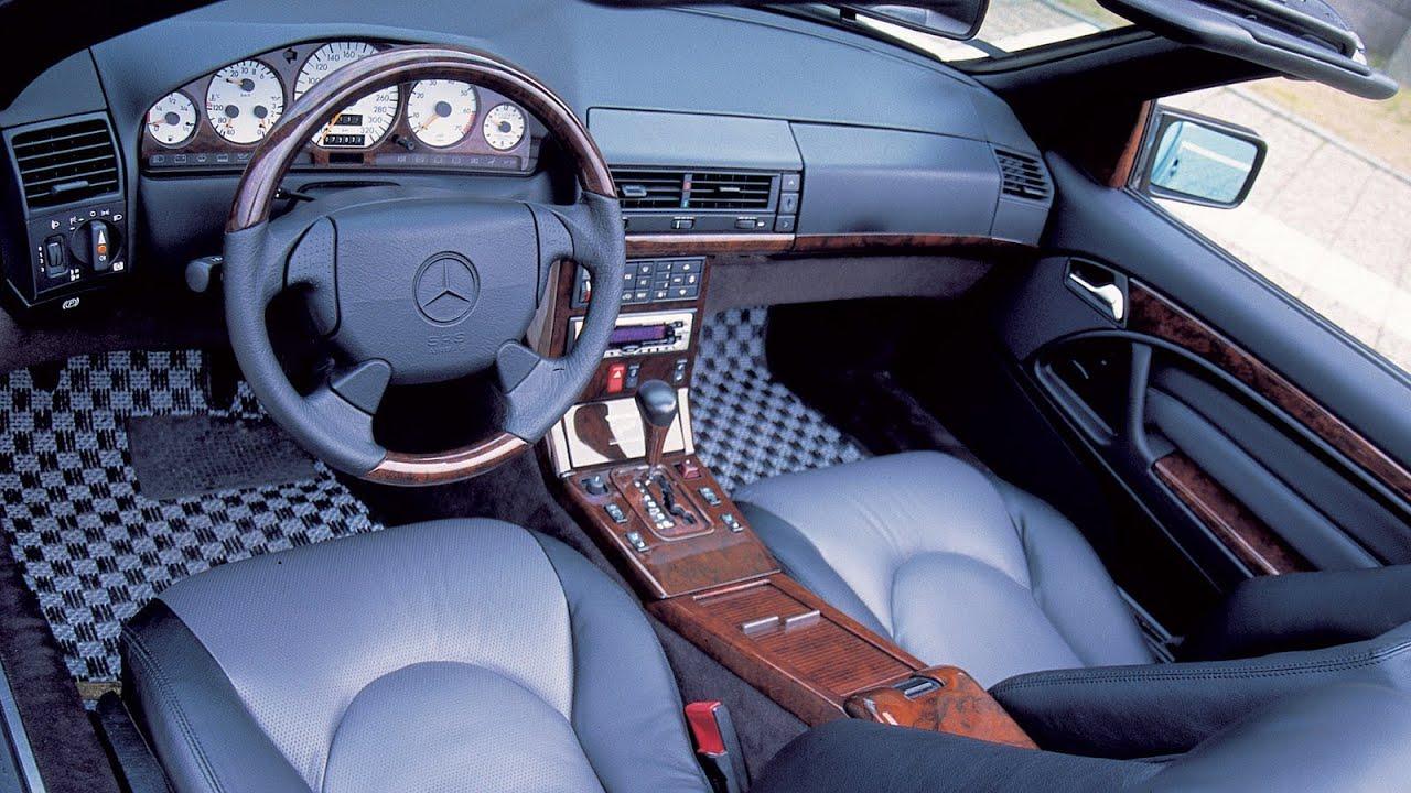 Wald Mercedes Benz Sl Class R129 1999 Youtube