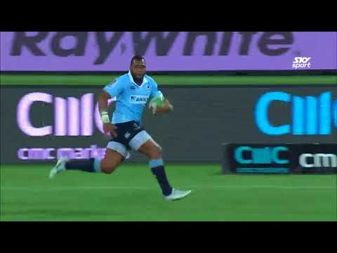 ROUND 9 HIGHLIGHTS: Waratahs v Reds - 2018