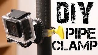 Video Best DIY GoPro Mount | DIY Pipe Clamp Mount download MP3, 3GP, MP4, WEBM, AVI, FLV Oktober 2018