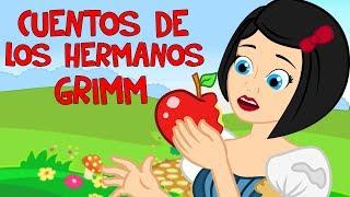 Blancanieves y 6 Más Cuentos de Los Hermanos Grimm - cuentos infantiles en Español