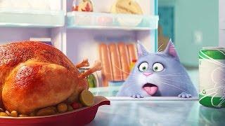 Тайная жизнь домашних животных — Русский трейлер (2016)