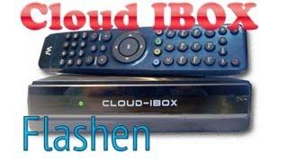 cloud ibox flashen (german/deutsch) + Image Download