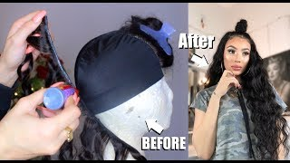 Make A Wig In 30 Mins !!!   Quick Wig ft Unice Hair