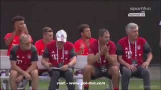 Julian Green Hat-Trick (All 3 Goals) HD - Inter 0-4 Bayern München International Champions Cup