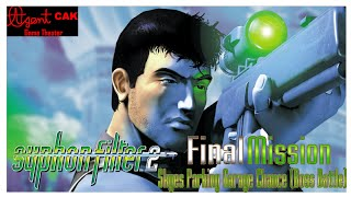 Syphon Filter 2 Mission #21 Skyes Parking Garage:Chance (Boss Battle)( Final Mission)