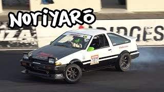 Hachiroku ONLY! Drift and race festival at Tsukuba Circuit thumbnail