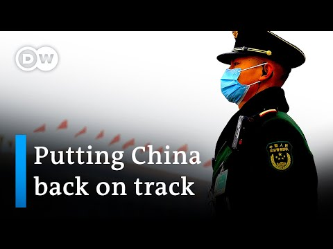 China hikes defense spending and GDP goals at National People's Congress   DW News