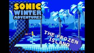 The Frozen Island - Act 1 [Sonic Winter Adventures music]