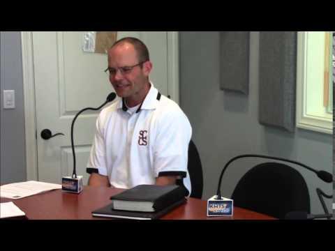 Mark Wilson, Principal Of Santa Clarita Christian School (SCCS) On KHTS - Aug 5, 2015