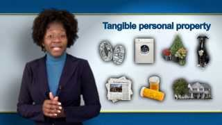 NYS Sales Taxable Goods and Services