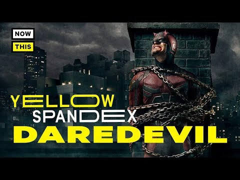The Evolution of Daredevil's Costume | Yellow Spandex #3 | NowThis Nerd