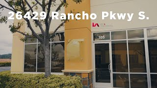 26429 Rancho Pkwy South, Ste. 105 - Lake Forest, CA | Lee & Associates