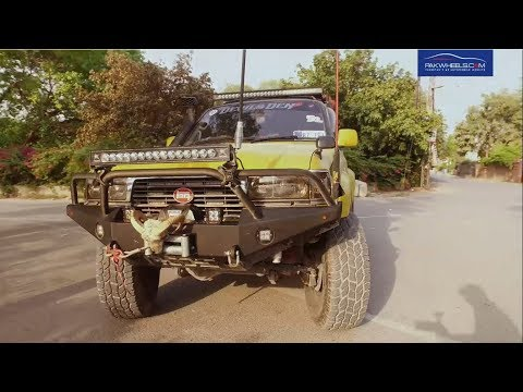 Toyota Land Cruiser 1997 Modified - Owner's Review