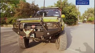 Toyota Land Cruiser 1997 Modified - Owner