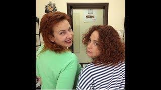 Подробный видеоурок химическая завивка волос