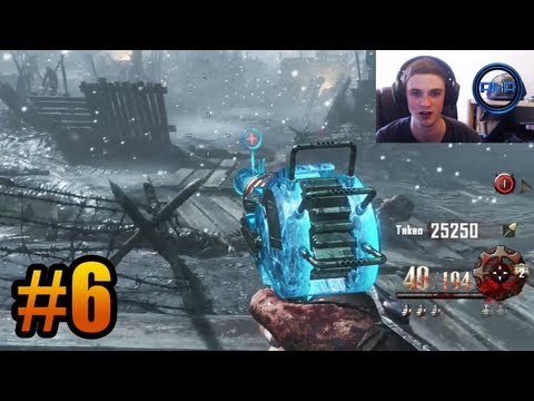 """""""DON'T TOUCH ME!"""" - ORIGINS Zombies w/ Ali-A #6 - (Black Ops 2 Zombies Gameplay)"""