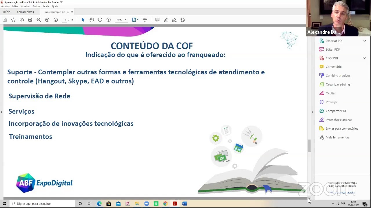 ABF Expo Digital Goiânia 2020: A Lei do Franchising - 13.966/2019
