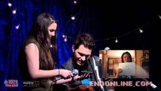 Andy Grammer asked to Prom!!