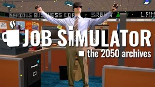 Job Simulator Oculus Touch Launch Trailer
