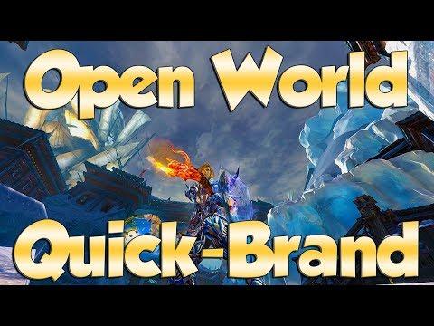 Quickbrand Firebrand Build - Open World