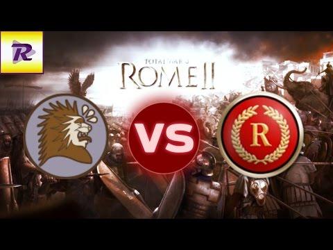 Total War: Rome 2 Сетевая битва №23