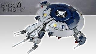 🛸 Дроид-истребитель ● LEGO Star Wars 75233 [Обзор]