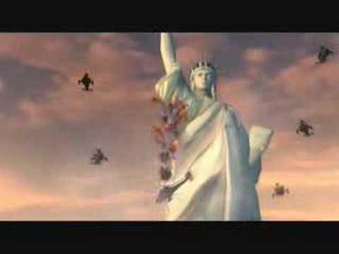 Metal Wolf Chaos - Liberty Island