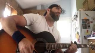 """She got the best of me"" Luke Combs cover by Marty Ray"