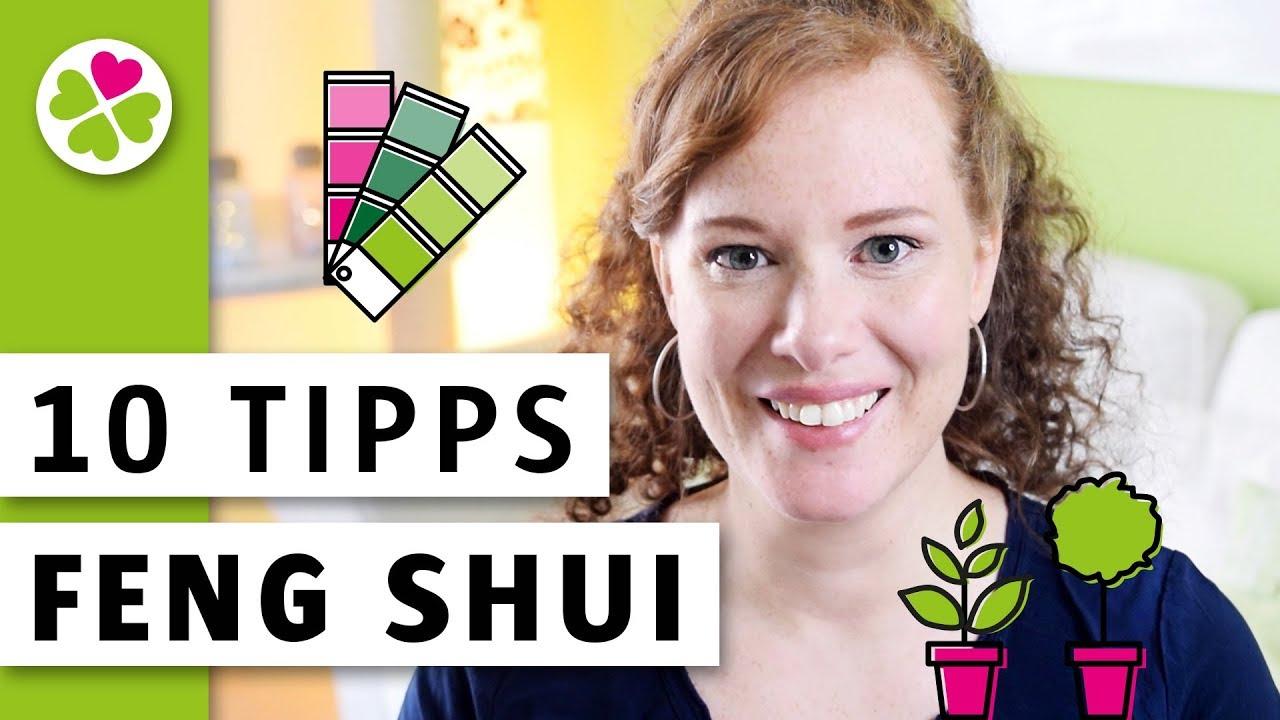 10 Feng Shui Tipps   Bessere Energie für dein Zuhause   Wie dich Räume unterstützen können