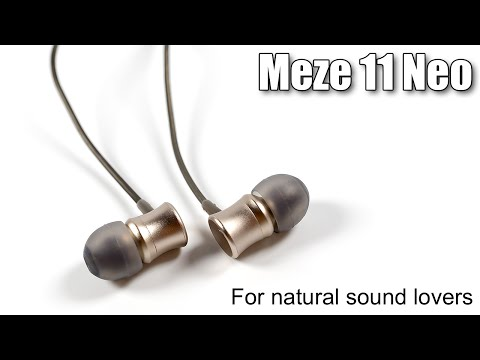 Review of Meze 11 Neo