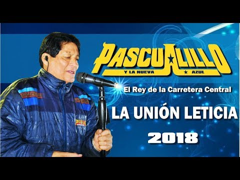 VIDEO: PASCUALILLO - SOLITARIO 2018 EN VIVO