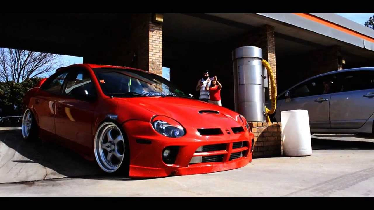 Dodge Dart Srt4 >> Slammed SRT-4 - YouTube