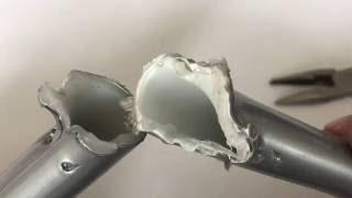 Подделка трубы Rehau Stabil. Fake pipe Rehau Stabil 16,2x2,6(В этом видео я постараюсь рассказать как визуально отличить подделку rehau stabil от оригинала, проведу небольшо..., 2016-08-19T16:22:34.000Z)