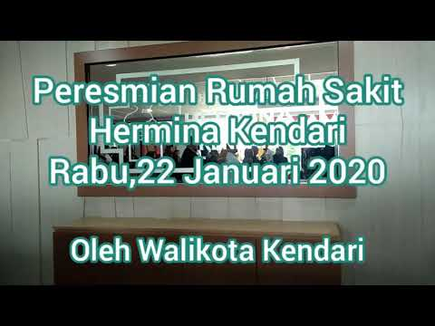 rs-hermina-kendari,-diresmikan-walikota-kendari