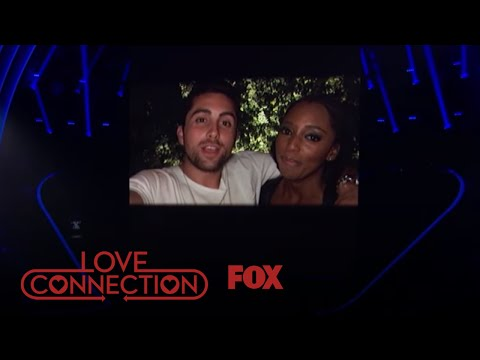 Cherese & Ricky Share Their Selfie Video | Season 1 Ep. 4 | LOVE CONNECTION