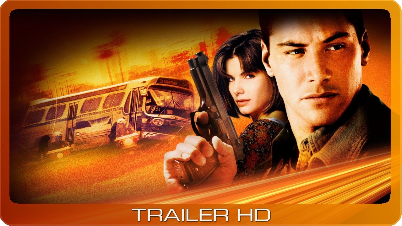 Speed ≣ 1994 ≣ Trailer ≣ German | Deutsch
