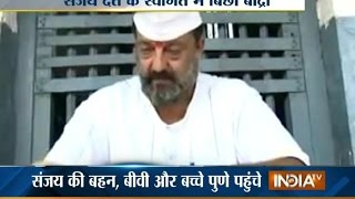 Take a Look How Sanjay Dutt Spent His Time in Jail