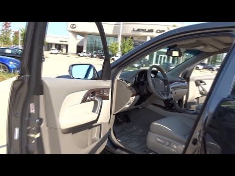 2010 Acura MDX Palatine, Arlington Heights, Barrington, Glenview, Schaumburg, IL 34907A