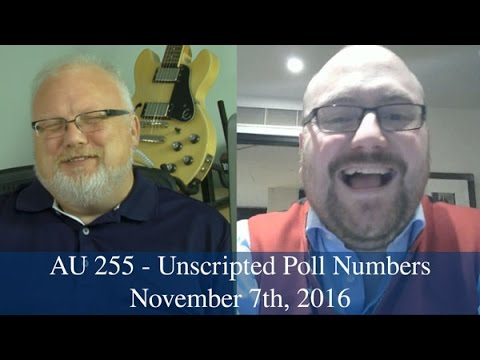 AU 255 - Unscripted Poll Numbers