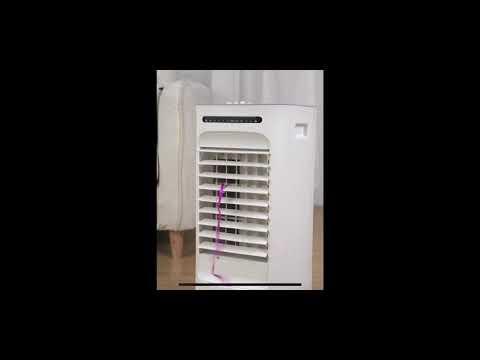 移動式水冷機 水冷扇 移動冷風機 空調扇 制冷器 冷風機 涼風 宿舍 風扇 水冷空調 小型加水 加濕 建議使用220電壓