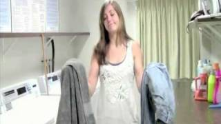 McGill Rez Life Lessons Program how to do laundry in MORE  residences