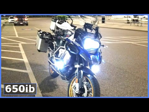 My New BMW R 1250 GS Adventure is AWESOME!