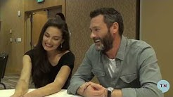 The Man in the High Castle's Alexa Davalos and Jason O'Mara - SDCC 2018