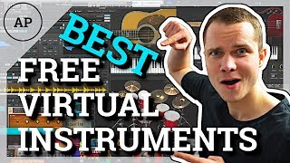 Best Free Virtual Instrument Plugins for Music Production 2019